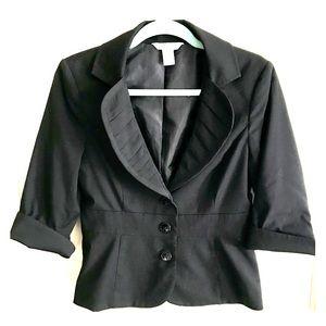 ✨EUC White House Black Market Black Blazer